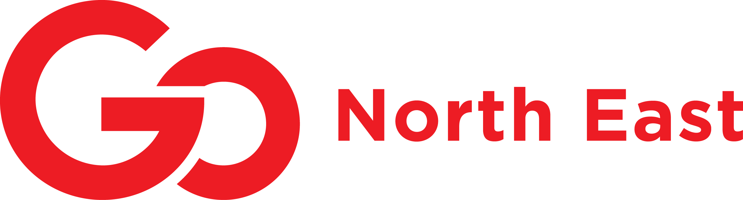 Go North East Logo